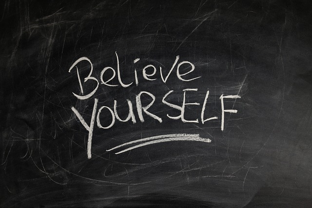 Selbstvertrauen aufbauen