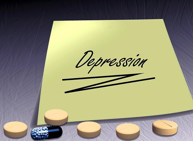 Depressionen überwinden