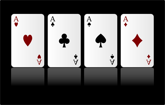 Mit den Karten spielen die du hast