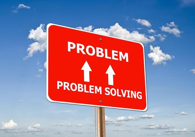 Problemlösung und Verantwortung übernehmen