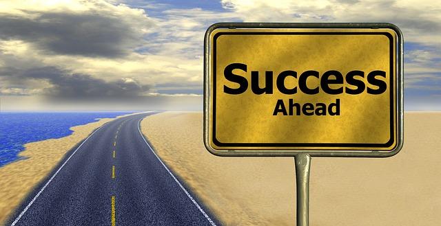 Weitere Schritte auf dem Weg zum Erfolg